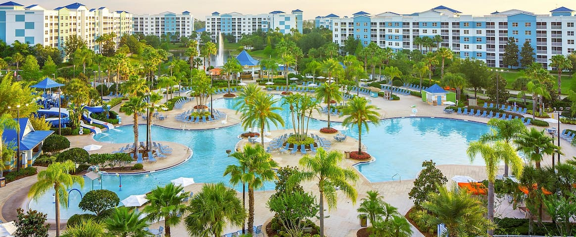 The Fountains Orlando Two Bedroom Standard PTCPP