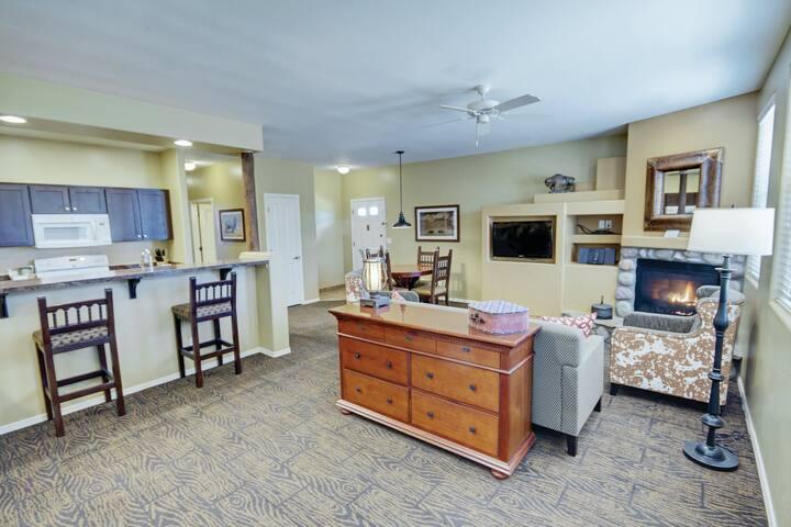 Bison Ranch 2 bedroom Suite Condo