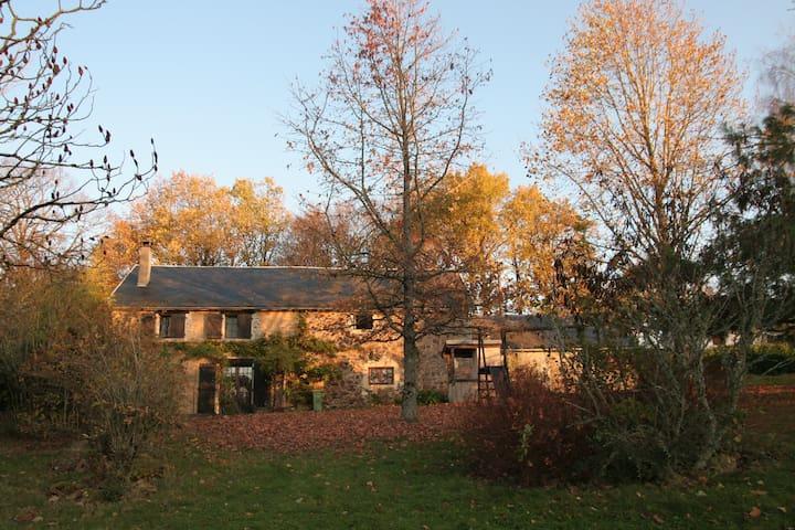 Chambre d'hôtes dans le Parc Naturel du Morvan
