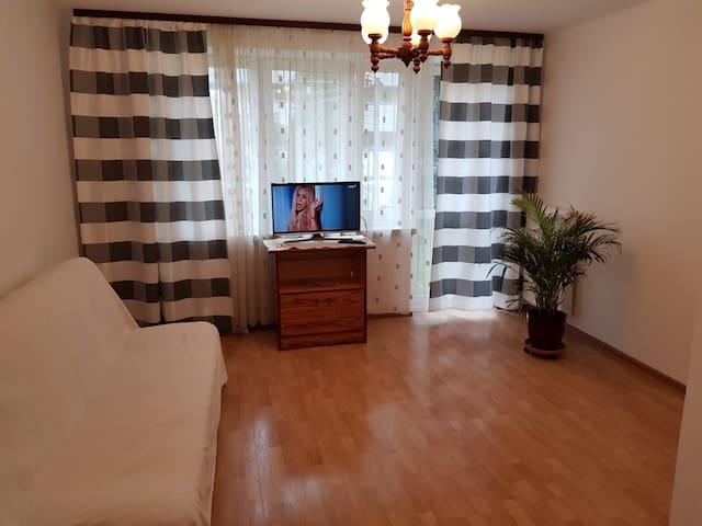 Przytulny Apartament Kraków Bronowice