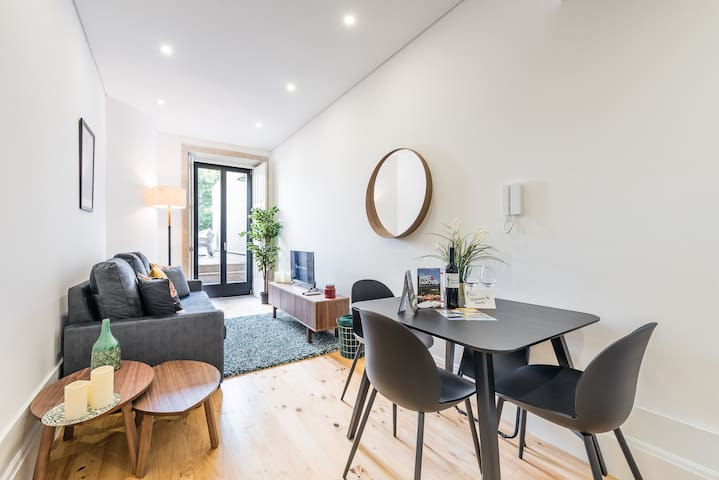The Porto Concierge - Overpass Apartment 1