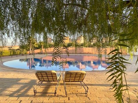 Villas Oumnas, escapada a les portes del desert