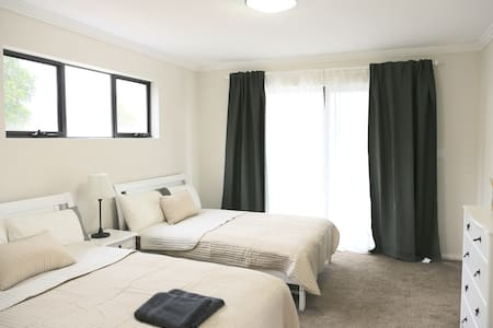 Campsie Nice Twin Single Room No.1 - Villa