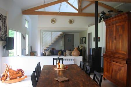Villa-Loft near beaches - Meschers-sur-Gironde