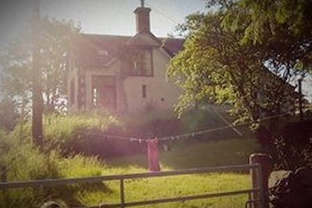 Davington Schoolhouse, whole house - Eskdalemuir