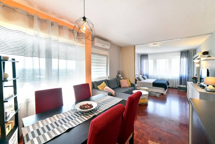 High apartment Zagreb 1