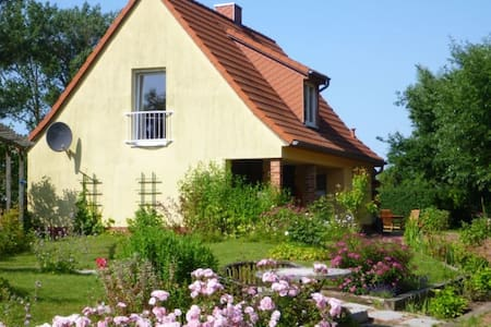 Serene Holiday Home in Niendorf with Garden and Parking