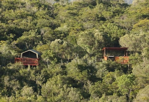 Tented camp #1 @ Horseshoe Game Reserve 2 single