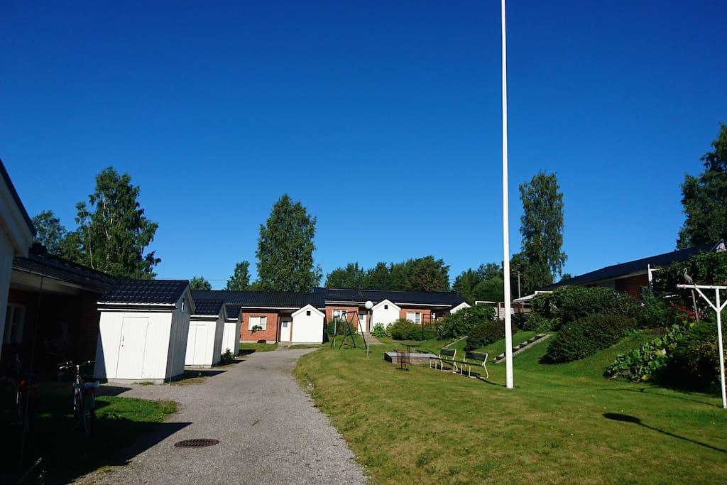 paikka asia jättämisestä lähellä Savonlinna