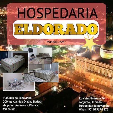 Cuarto en Eldorado N# 1 próximo Shopping Amazonas