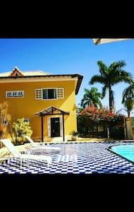 Casa de Campo Don Juan - Cachoeiras de Macacu - Cabana
