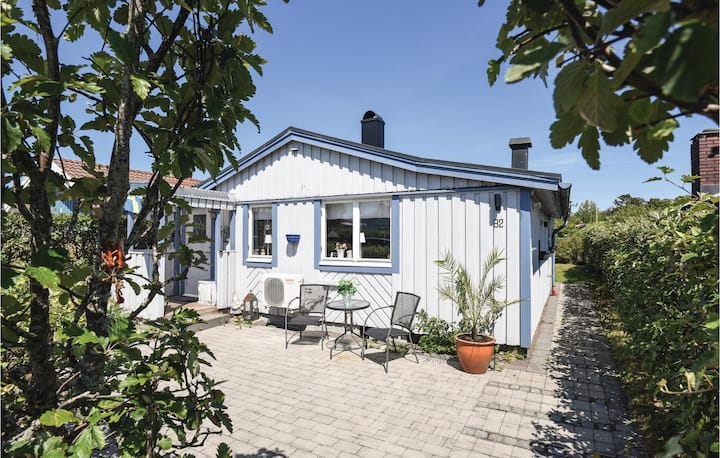 Amazing apartment in Åsa with 1 Bedrooms