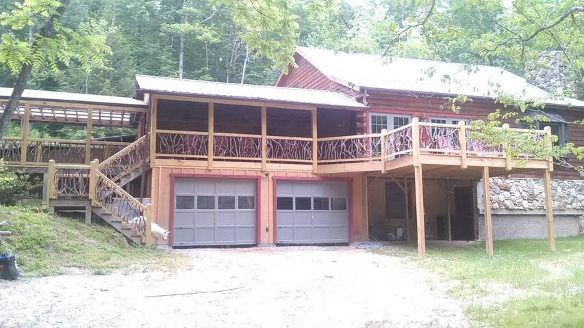 AVAILABILE!! LOG MTN HOME NEAR TABLE ROCK & DUPONT - Pickens