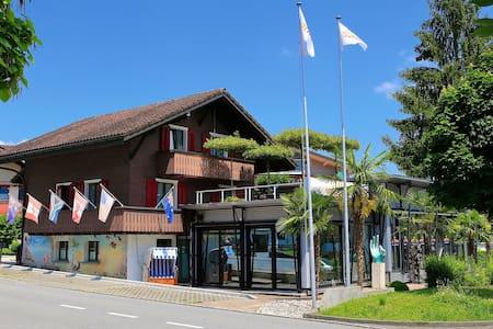 """Chalet Apartment """"Heidi""""  balcony near Lucerne"""