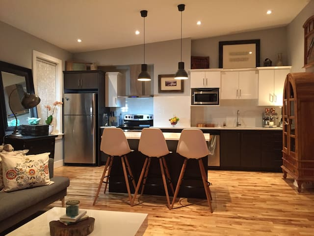 Central, luxurious, upscale, spacious, modern flat - Halifax - Apartemen
