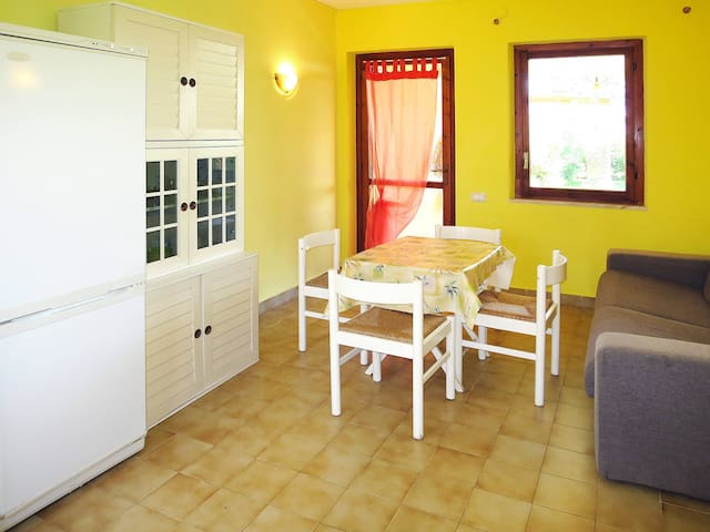 House Rei Marina Fronte Mare for 4 persons