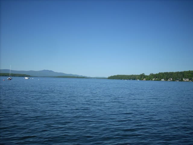 VACATION ON LAKE WINNIPESAUKEE - Gilford