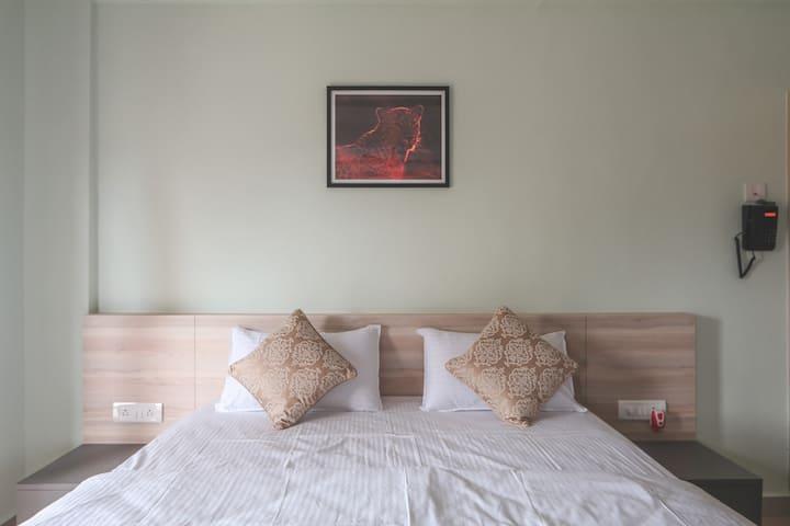 Cozy room in the heart of Porvorim 103