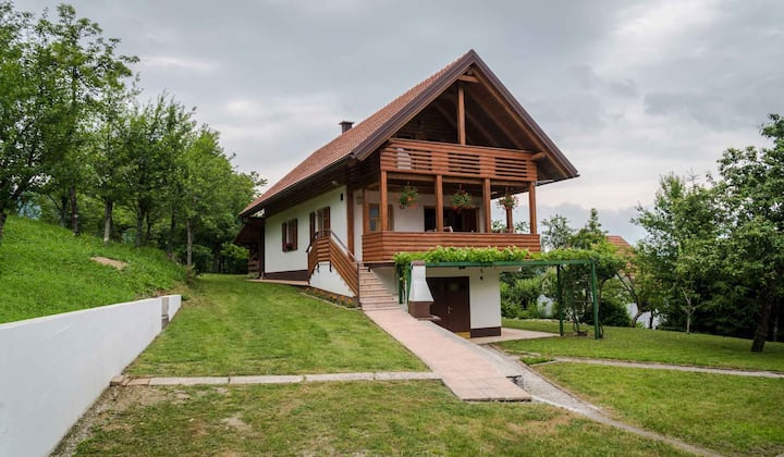 house for 6 persons in Delnice R92336