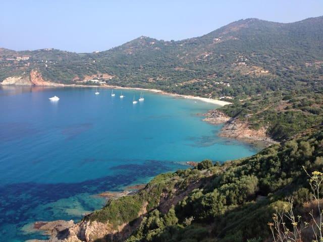Location en Corse - Résidence Clos des Oliviers