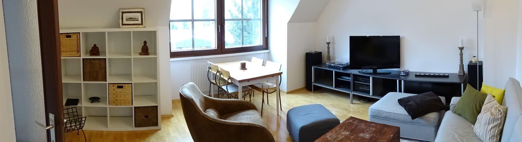 Sunny Apartment in OberSt.Veit - Vienna - Apartamento