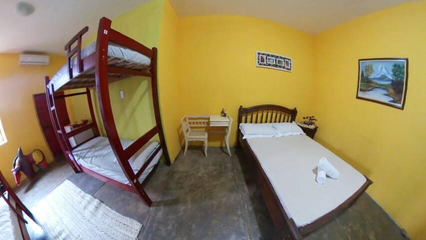 Mameluco Hostel - Suíte Privada Macambira