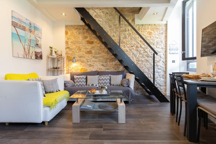 Modern appartement in the heart of Antibes