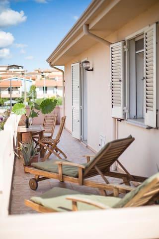 Balkon/terazza
