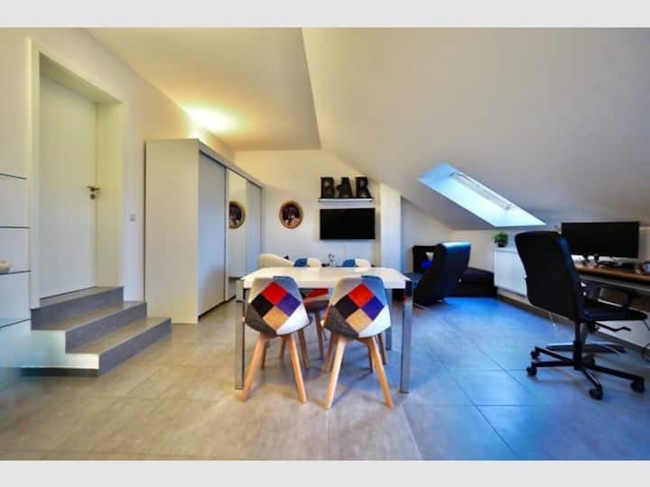 Bel Appartement Lux Panorama 360°- Location 1 mois