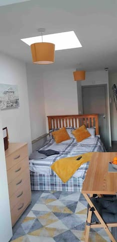 Modern Studio Flat, 10 Minute From Heathrow