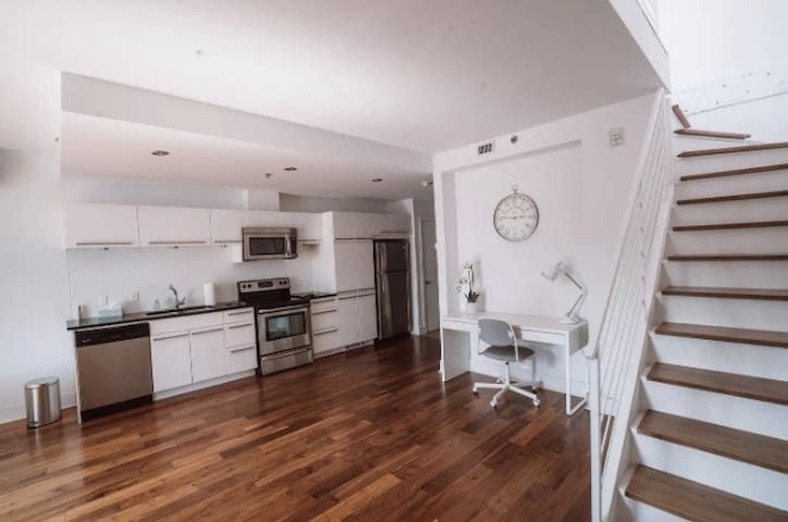 Modern 2 Floor Penthouse in the heart of Montreal