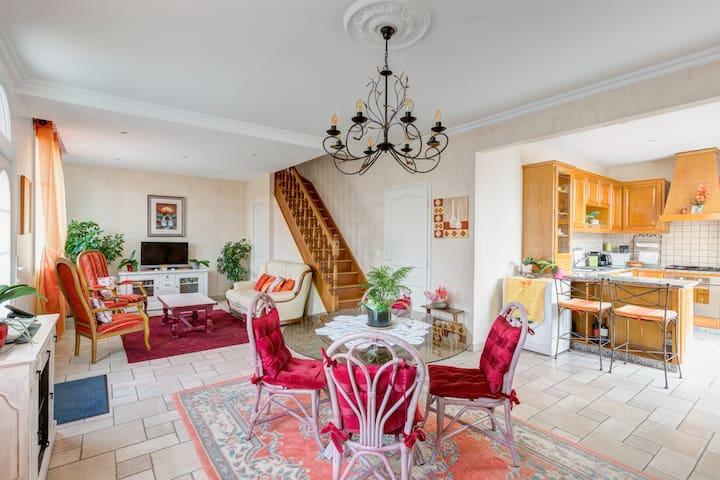 Maison à 50m Gare Ermont Eaubonne - Eaubonne - Dom