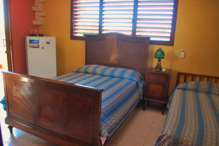 Casa Bebita Home Room 2 Upstairs (Varadero)