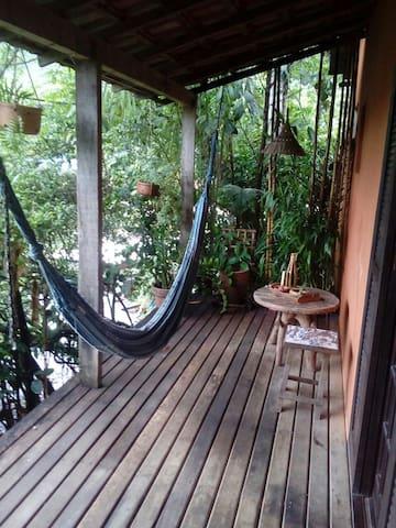 Tocamagica Room,Ilha Grande