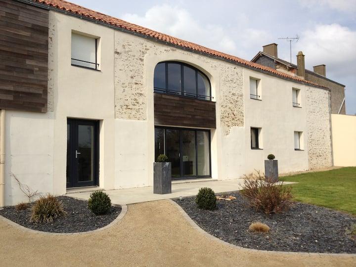 Grange rénovée #Proche Puy du Fou, Parc oriental,