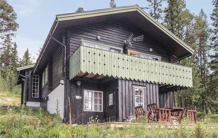 Holiday apartment with 2 bedrooms on 40m² in Vemdalen