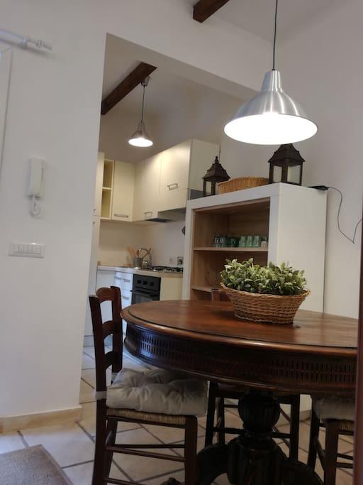 Kitchenette/Living