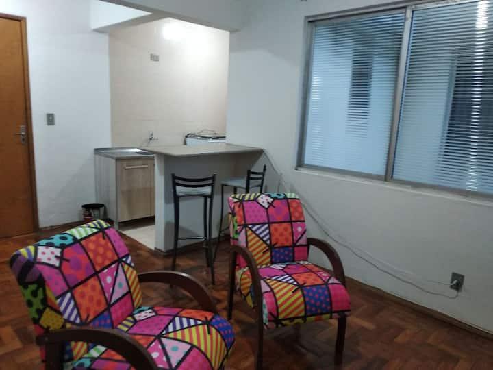 Apartamento excelente em Bage