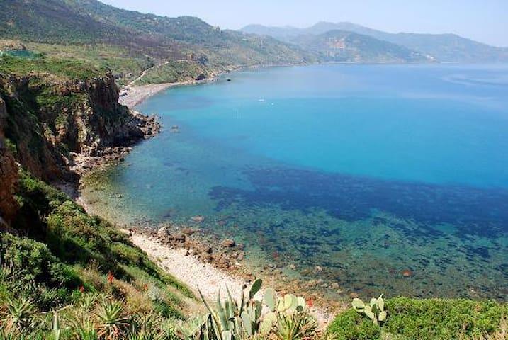 Casa vacanze nel limpido della Sicilia