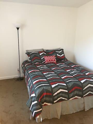 Cozy condo close to everything!
