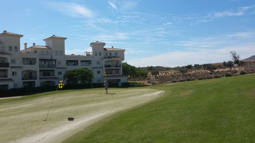 Hacienda Riquelme, Sucina, Murcia - Sucina - Wohnung
