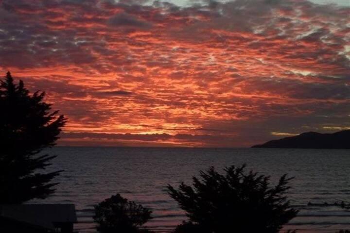 ''Great Seas''- Kapiti Coast Beach House Getaway