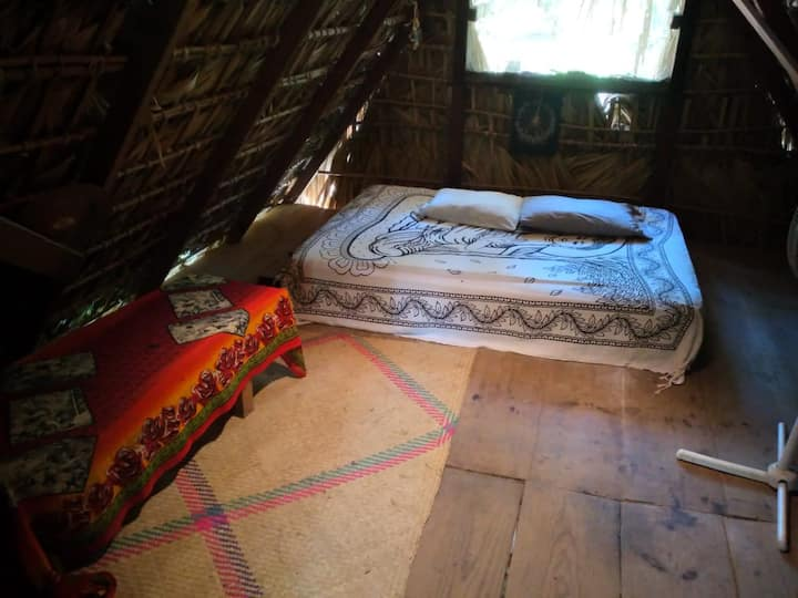 Hostal Casa Om- Cabaña 2- Mazunte