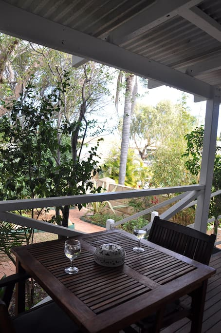 Garden Villas On George Spa Cottage Apartments For