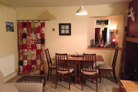 Cosy terraced house near Llanberis - Caernarfon