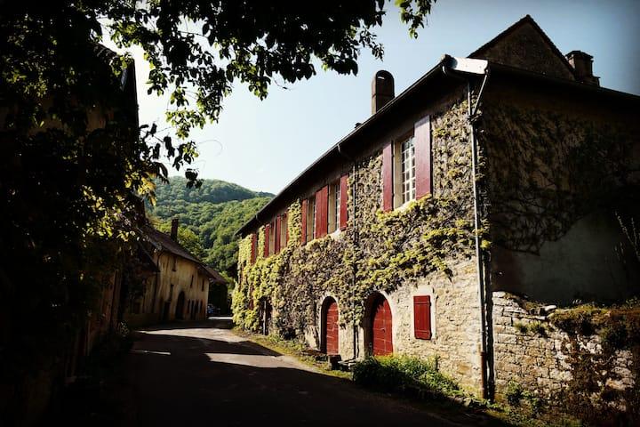 Casa Antolià-Maison vigneronne-1765-Parc naturel