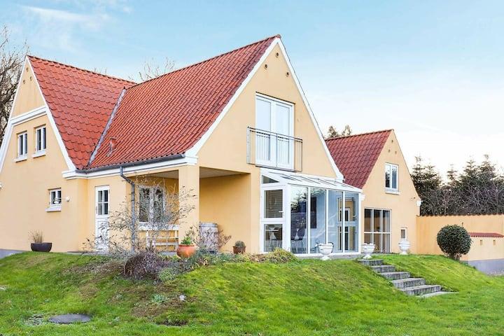 Maison de vacances dans le Danemark du Sud près de la mer