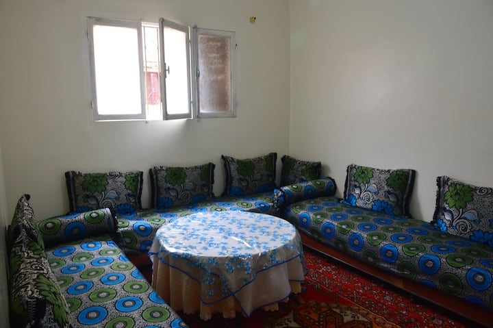 welcome to private room in rabat