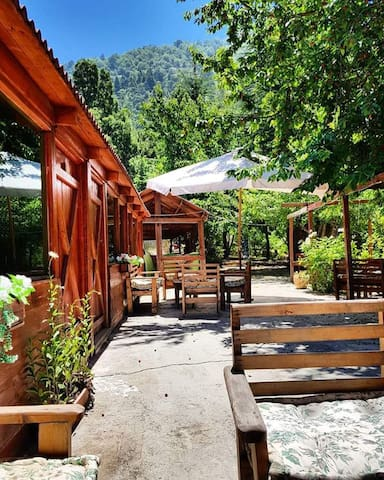 ESCAPE TO EHDEN - Bungalows