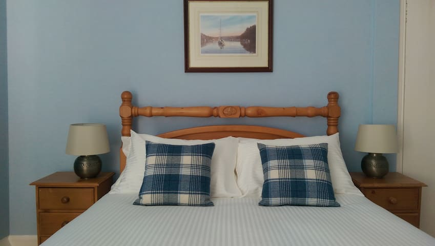 The Kennedy Room, Lochinver Guest House